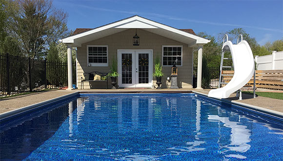 Pool and spa inspection services from Comal Home Inspections